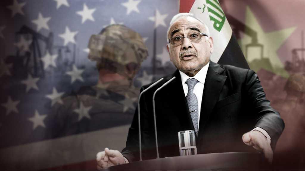 US Pressuring Iraq to Cut Ties with Iran – Iraqi PM