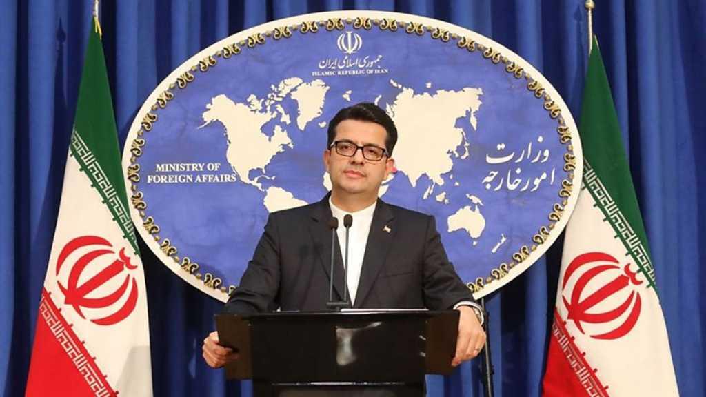 Iranian FM Spokesman Advises US to Stop Economic, Medical Terrorism