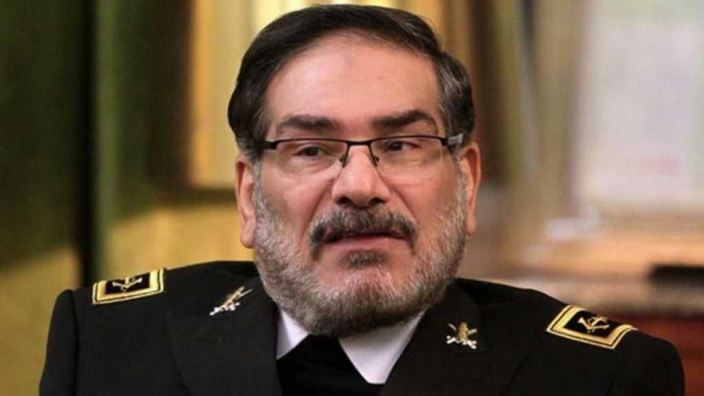 Shamkhani: Claim over Attack on US Taji Base Linked to General Soleimani Assassination