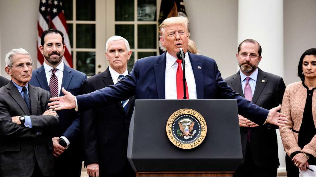 Trump Declares US Emergency As Coronavirus Chaos Spreads