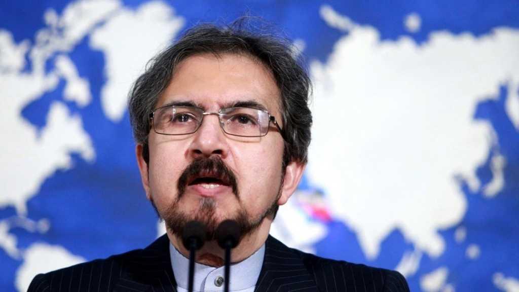 World Should Boost Solidarity, Cooperation for Century's Major Crisis: Iran's Qassemi