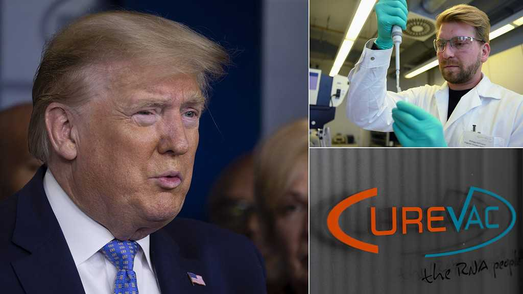 Anger in Germany at Report Trump Seeking Exclusive Coronavirus Vaccine Deal