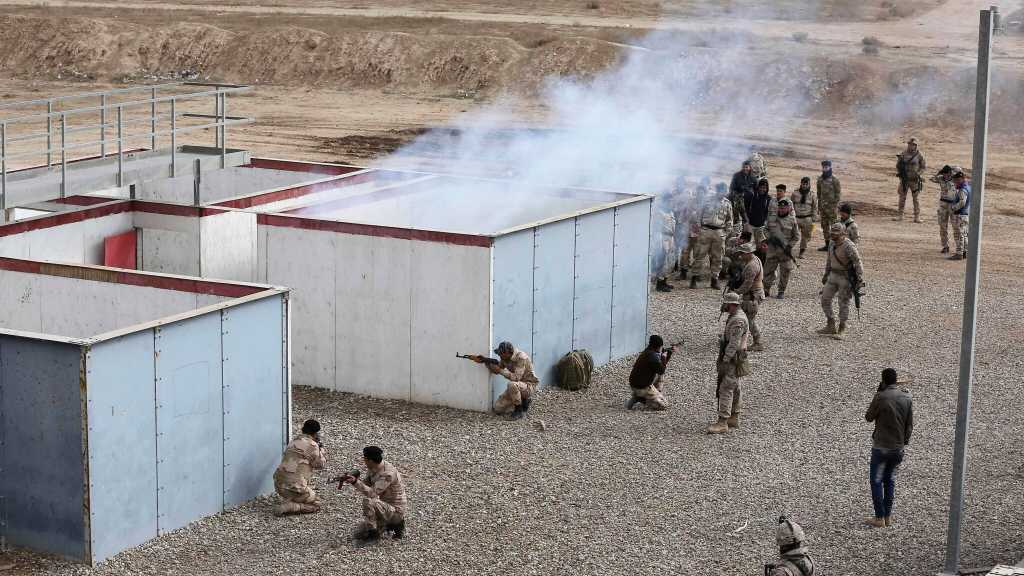 Rockets Strike Base Hosting Foreign Troops in Central Iraq