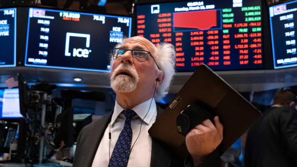 Global Markets Continue Free Fall as US Fed Rolls Out 3rd Emergency Program in 2 Days