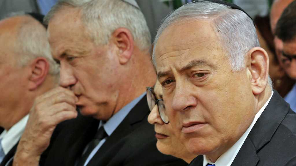 """Israel"": Gantz, Netanyahu Clashes Continue over Gov't Formation"