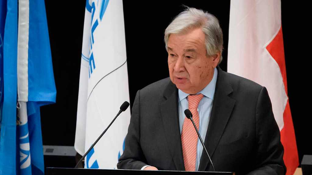 UN Chief: 'Millions' Could Die If Coronavirus Keeps Spreading