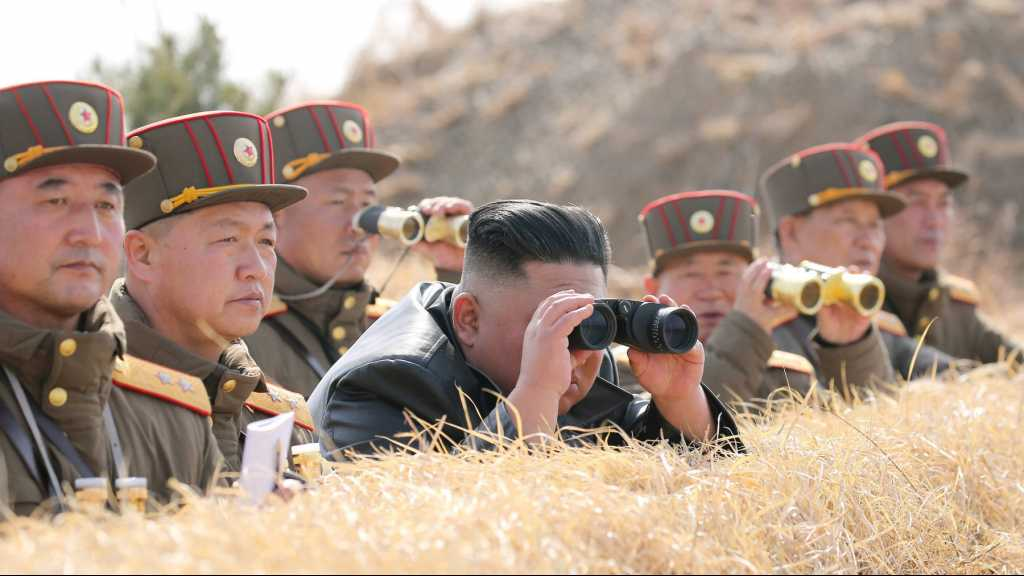 North Korea Fires Short-range Ballistic Missiles into Sea, South Korea Says