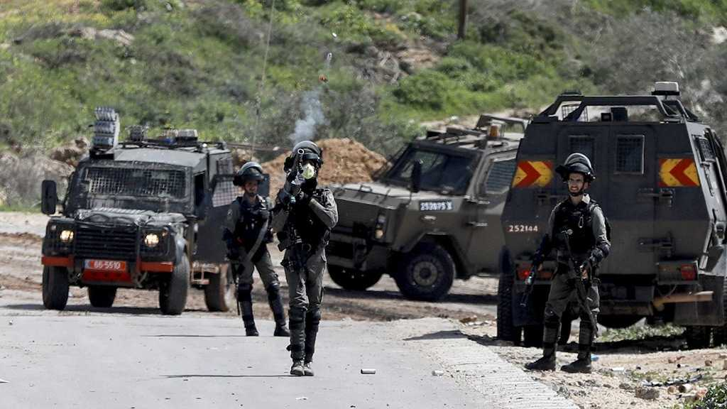 "Palestinian Man Martyred by ""Israeli"" Troops in West Bank"