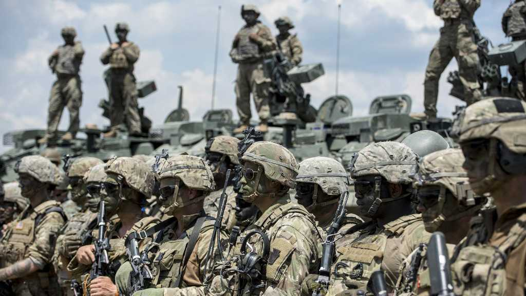 """IOF, US Military Conduct Joint Drill in South of """"Israeli"""" Entity"""