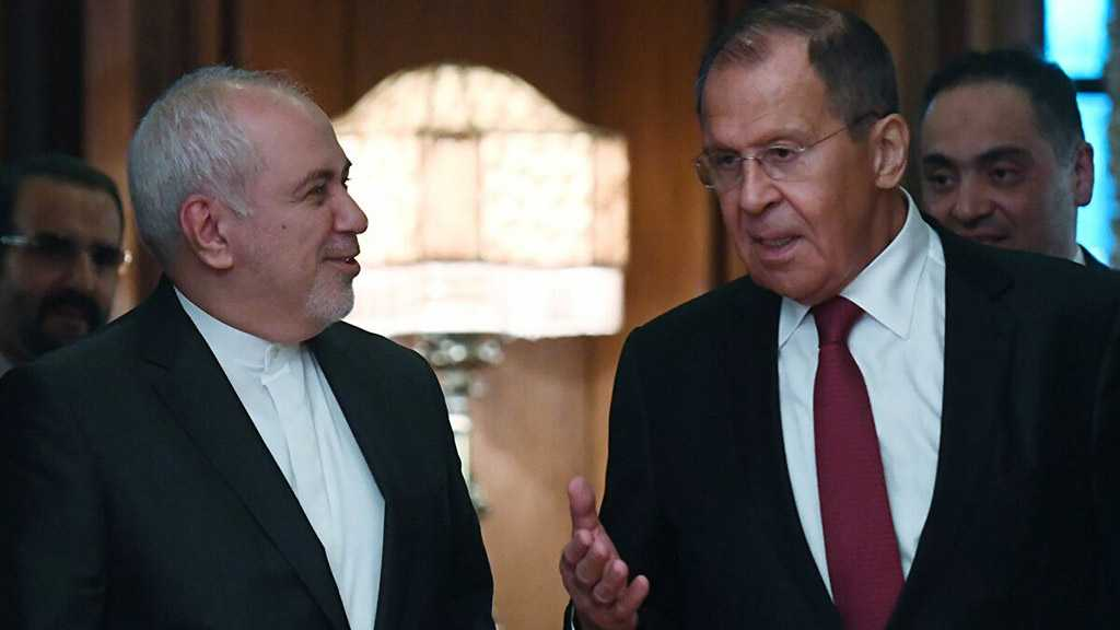 Zarif, Lavrov Discuss Confronting Coronavirus, US Sanctions