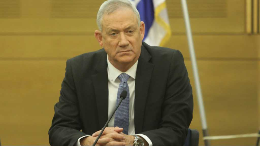 Gantz Backs Off of Unity Gov't, Eyes Control of Knesset