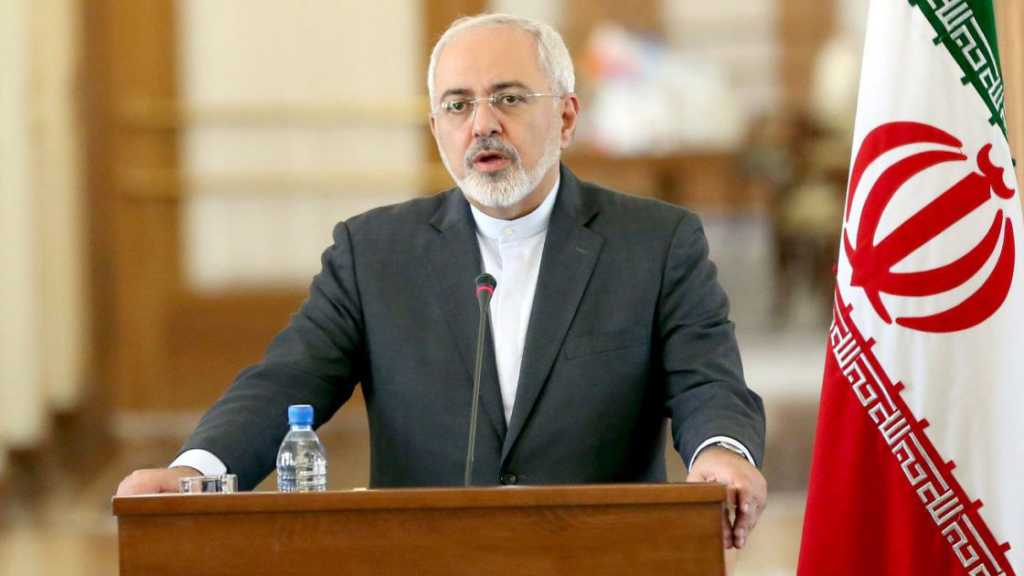 Zarif Slams Anti-Iran Sanctions, Says Even the US Needs Others' Help in COVID-19 Fight