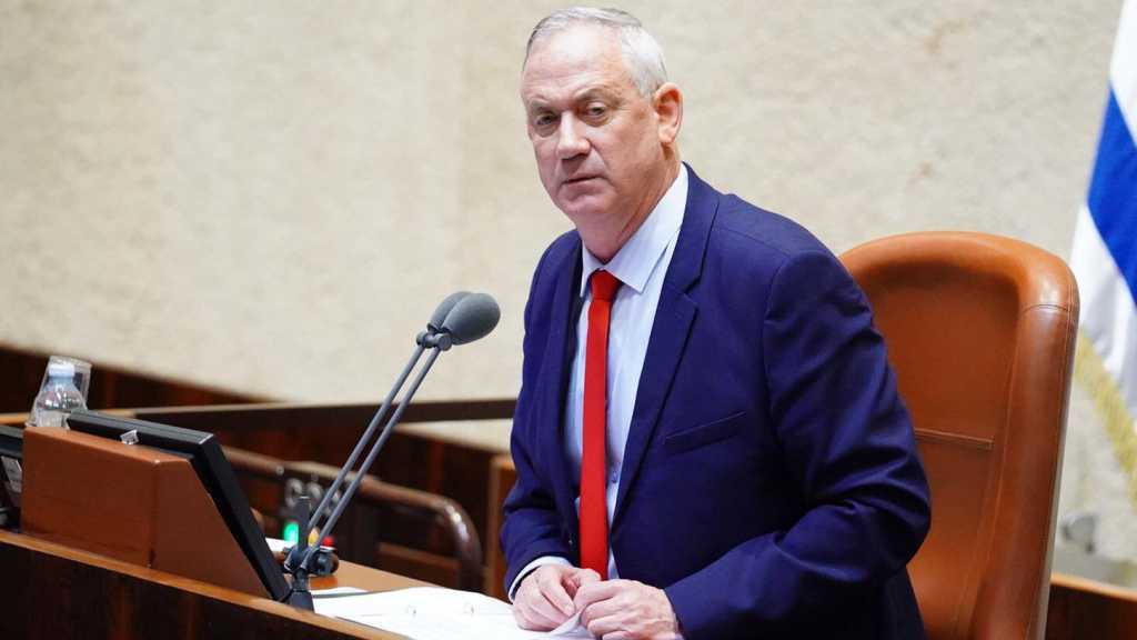 Gantz Voted In As New Knesset Speaker