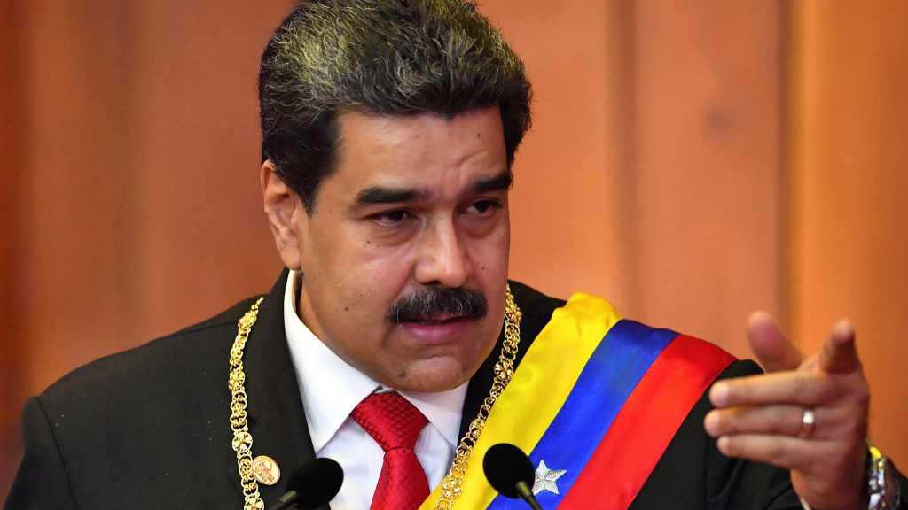 Maduro Refutes US Accusations about Venezuelan Authorities' Links to 'Drug Trafficking'