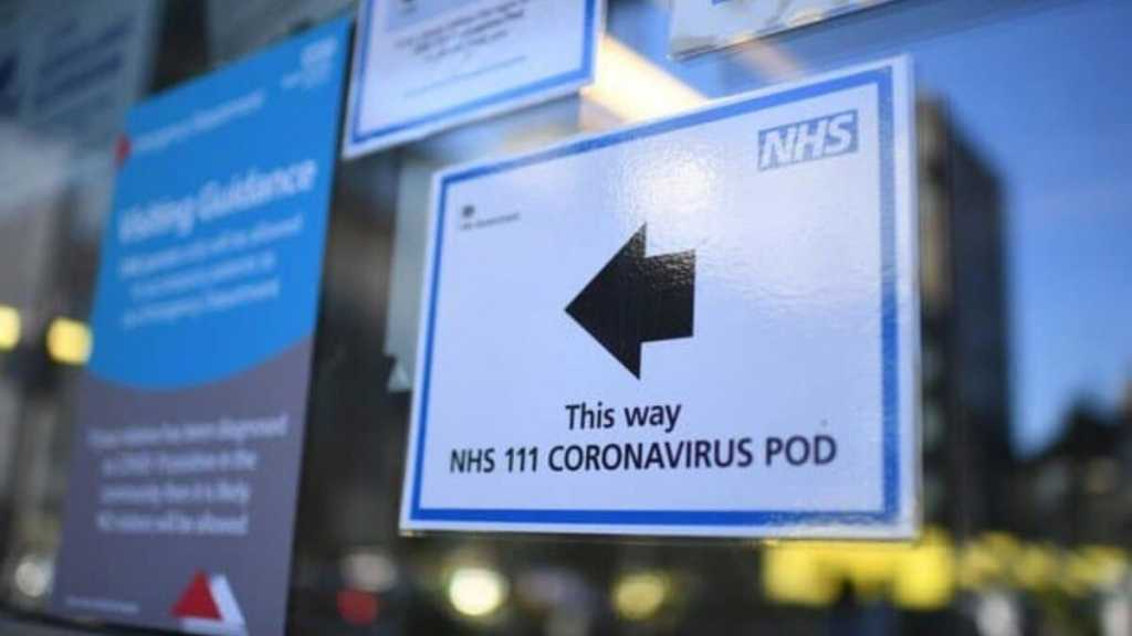 London Hospitals Facing 'Tsunami' of Virus Patients