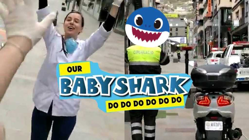 Coronavirus: 'Baby Shark' Song to Thank People for Staying Off Streets