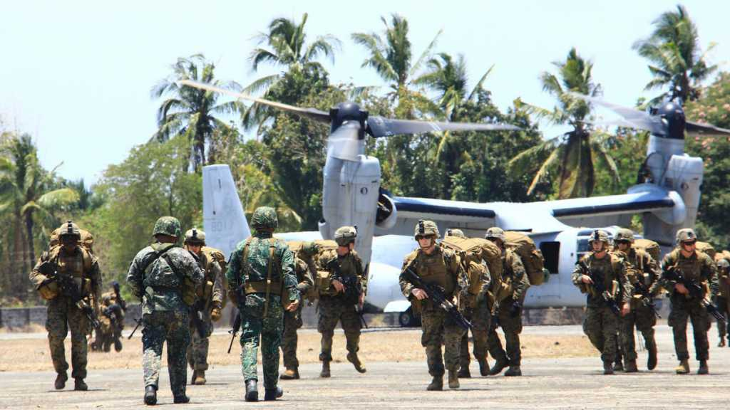 US Cancels Major Philippines War Games Due to Virus