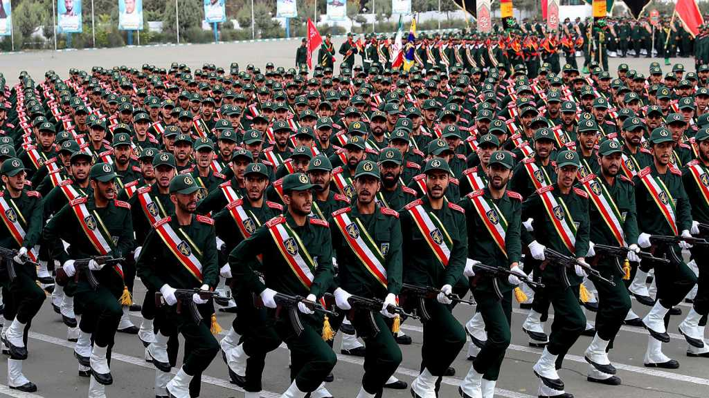IRGC's Might, Influence Anger US – Iran's Chief of Staff