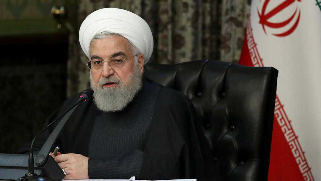 Rouhani Outlines Iran's Health Infrastructure Readiness for Possible COVID-19 Spike