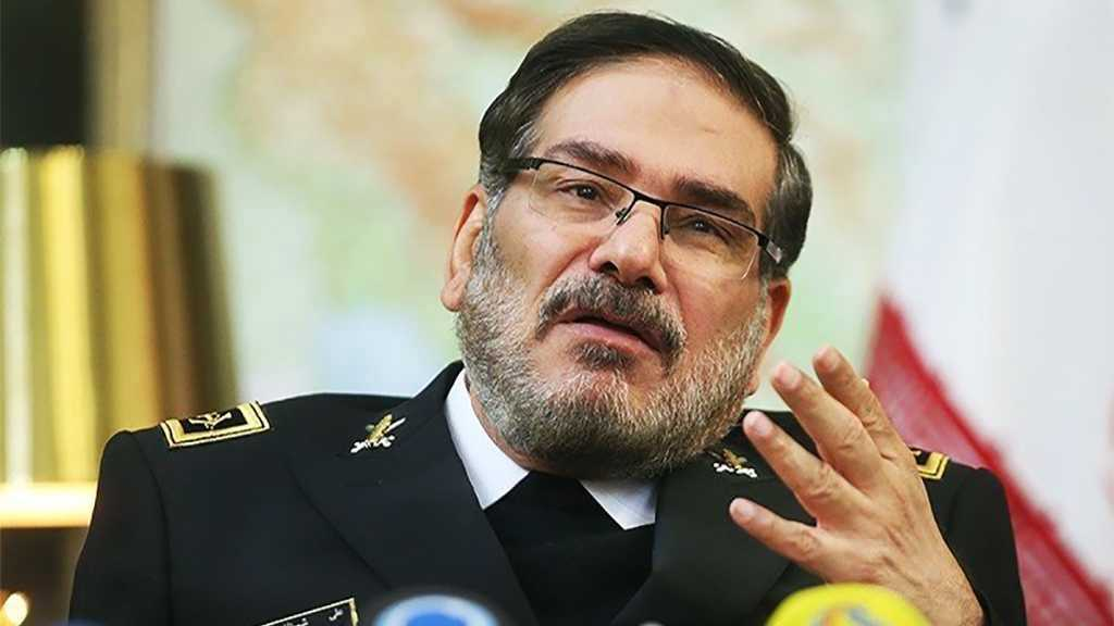 Shamkhani Highlights IRGC Role in Times of Crises