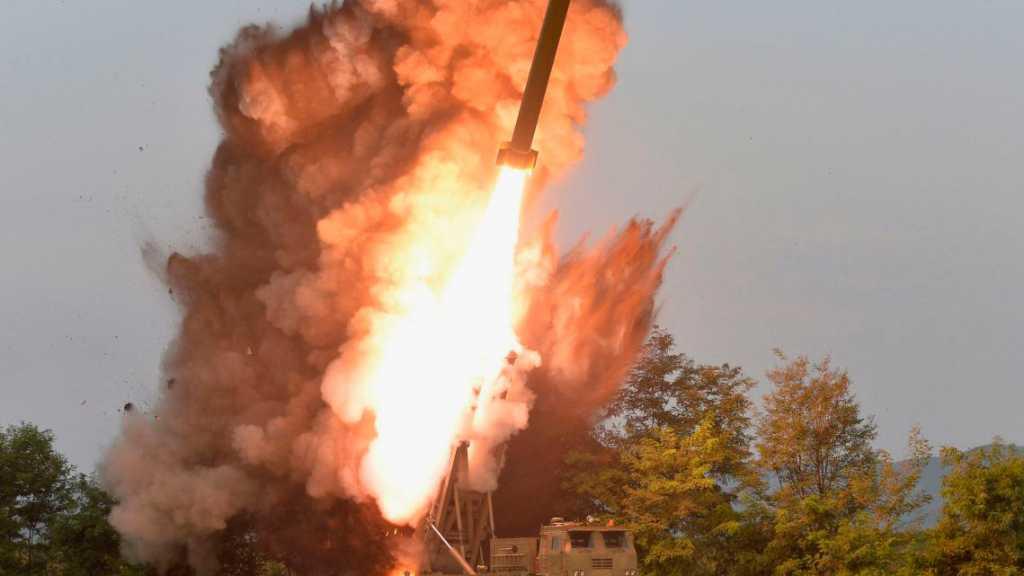 North Korea Test-Fires 'Super-Large' Rocket Launchers