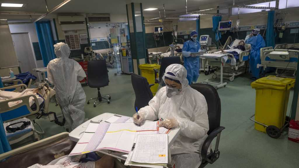 33.5% of COVID-19 Patients Recover in Iran