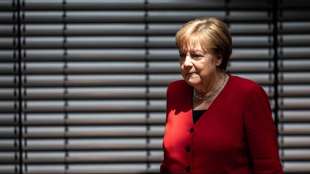 Merkel Tests Negative for Coronavirus