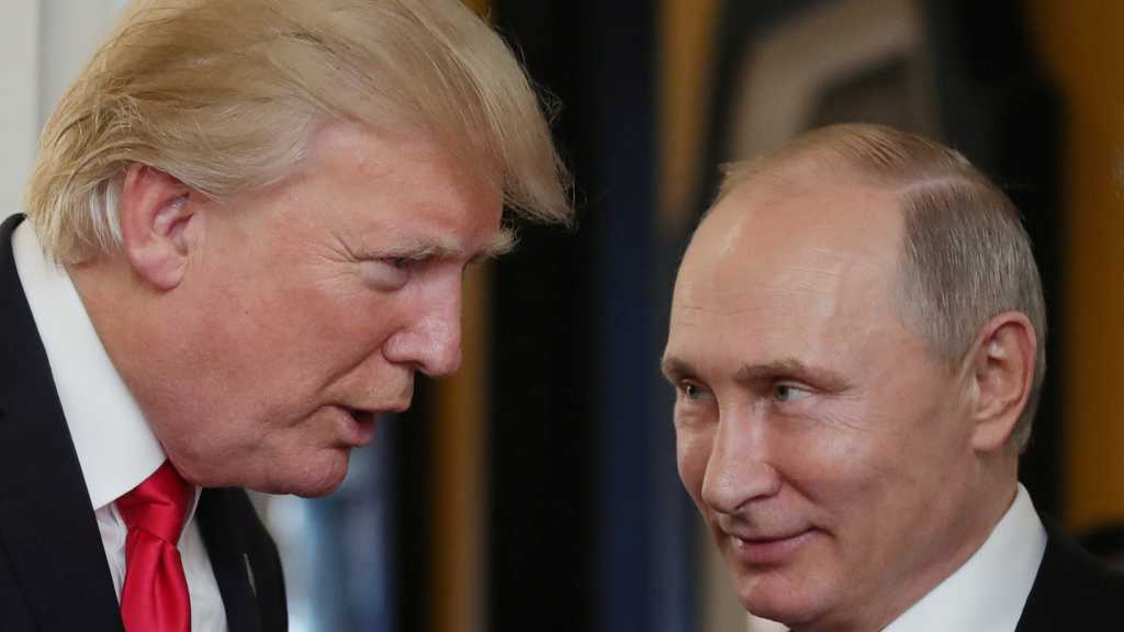 Putin Asked Trump If He Needed Help and He Said Yes - Kremlin