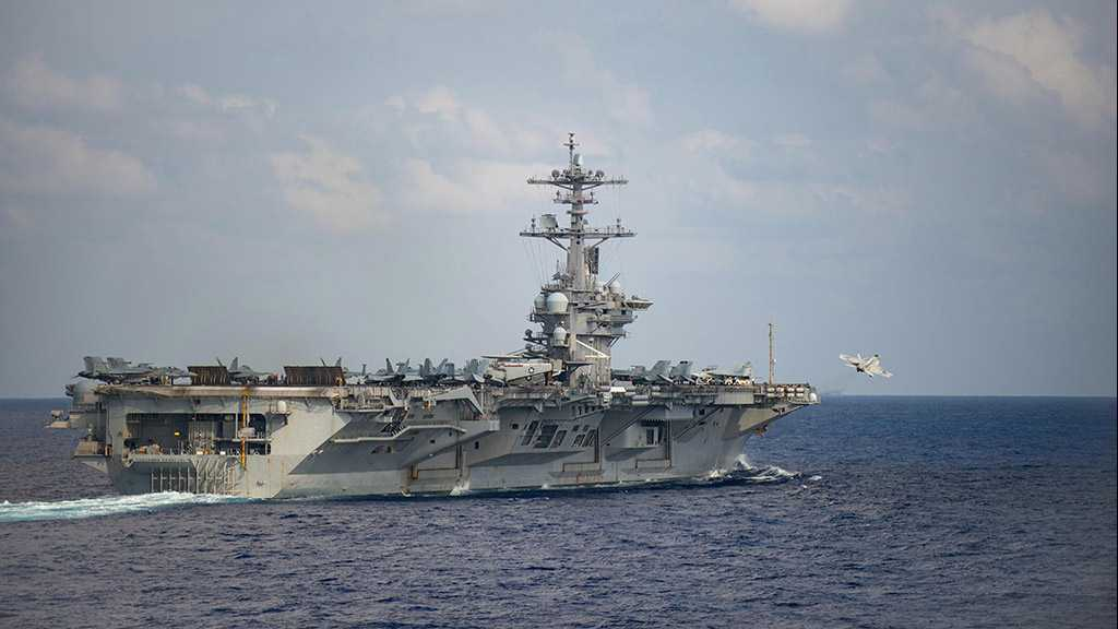 US Navy Captain Says COVID-19 Is Spreading Through His Aircraft Carrier So Rapidly