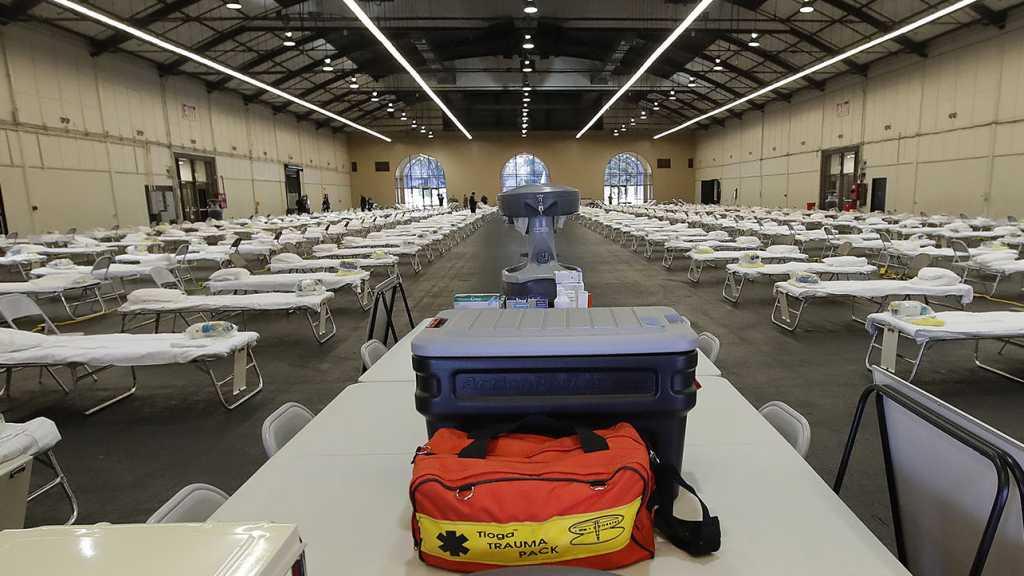 Pentagon Seeks 100k Body Bags as US Covid-19 Deaths Top 5k