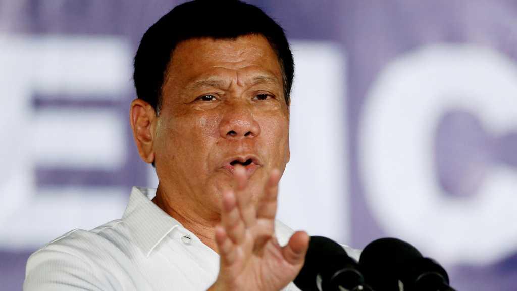 'I'll Bury You': Duterte Tells Coronavirus Lockdown Violators