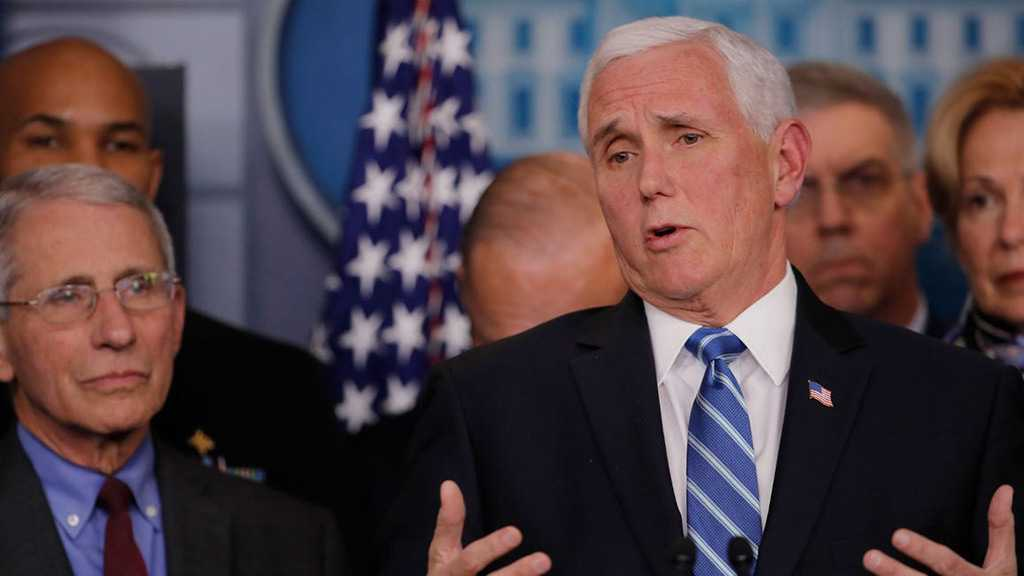 """Pence Concedes that US' Coronavirus Outbreak Is """"Most Comparable"""" to Italy"""