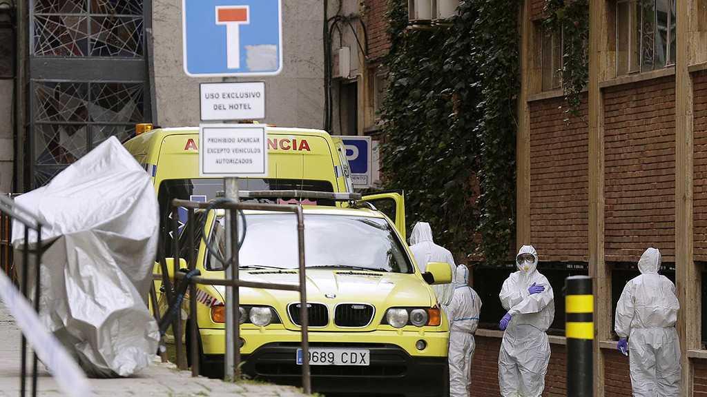 Spain's Coronavirus Death Toll Tops 10k