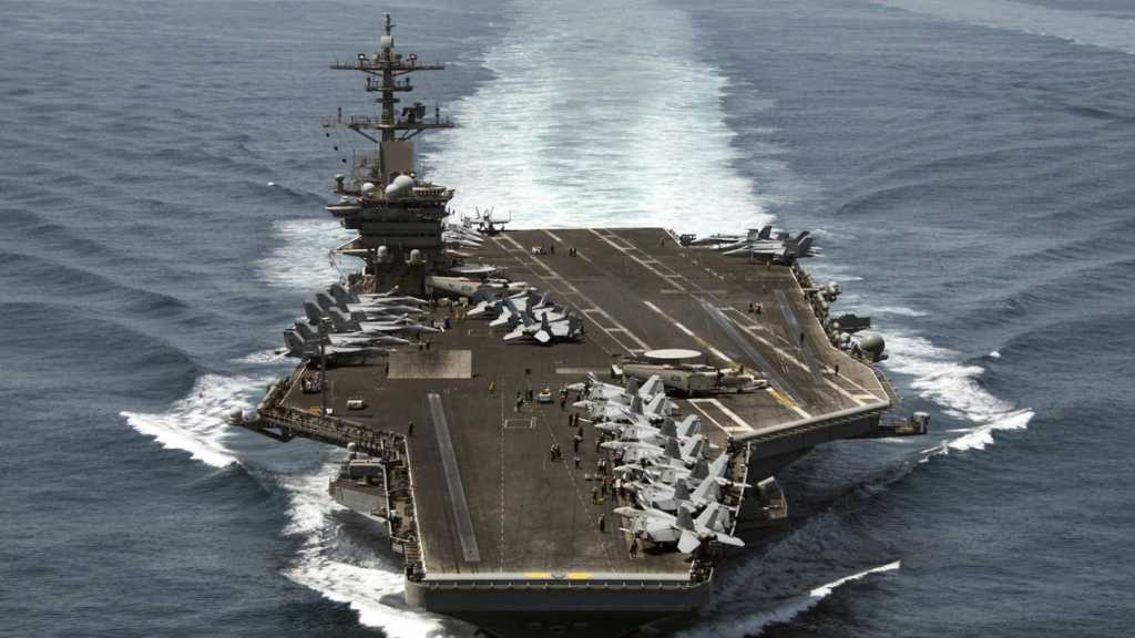 Captain of US Aircraft Carrier Fired After Pleading to Save Lives of Sailors with Coronavirus