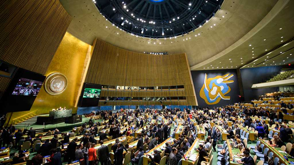 Russian Declaration aimed at stopping sanctions REJECTED at UN