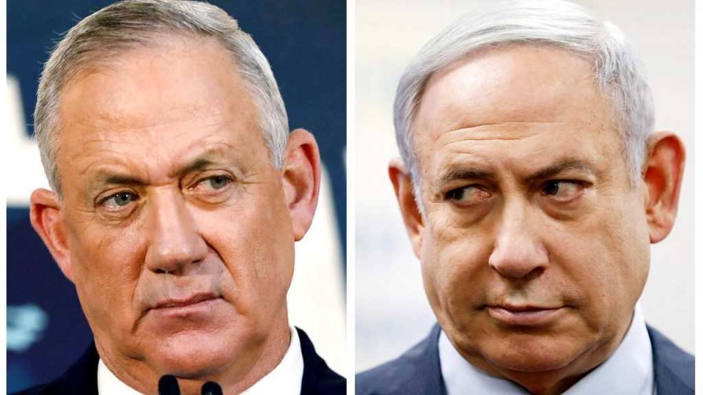 'Israel' Inch Closer To 'Unity Government' after Gantz-Netanyahu Meeting