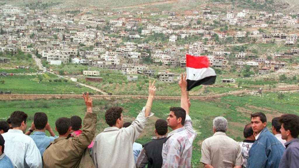 Damascus Slams 'Israeli' Violation of Syrians' Rights in Occupied Golan