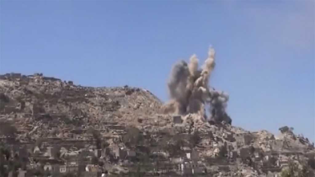 Saudi Arabia Commits another Massacre in Yemen's Saada: Entire Family Martyred in Rocket Attack