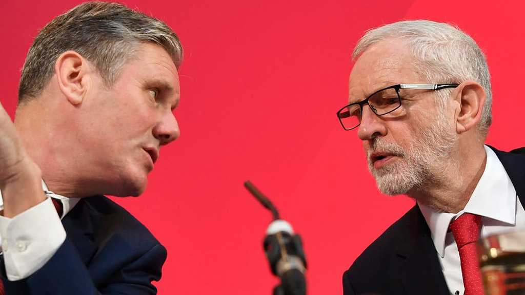 UK's Labour Party Elects Keir Starmer to Succeed Corbyn