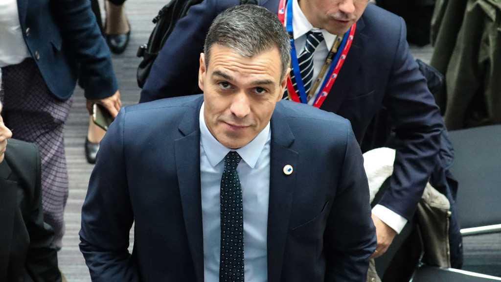 "Spain's PM in Plea for ""Coronabonds"" Crisis Funding"