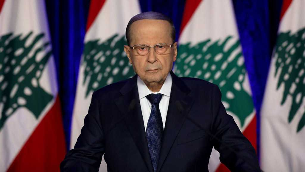 Lebanese President Hails Country's Swift Measures, Human Resources in Curbing Coronavirus