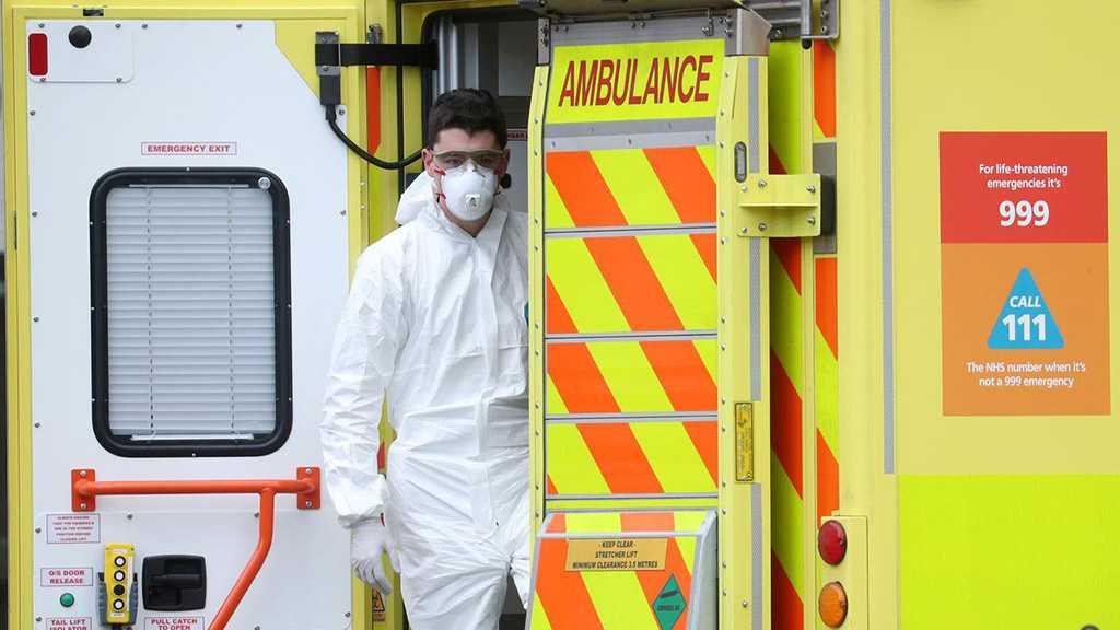 UK Coronavirus Deaths Rise to 5,373 As 439 Die In 24 Hours