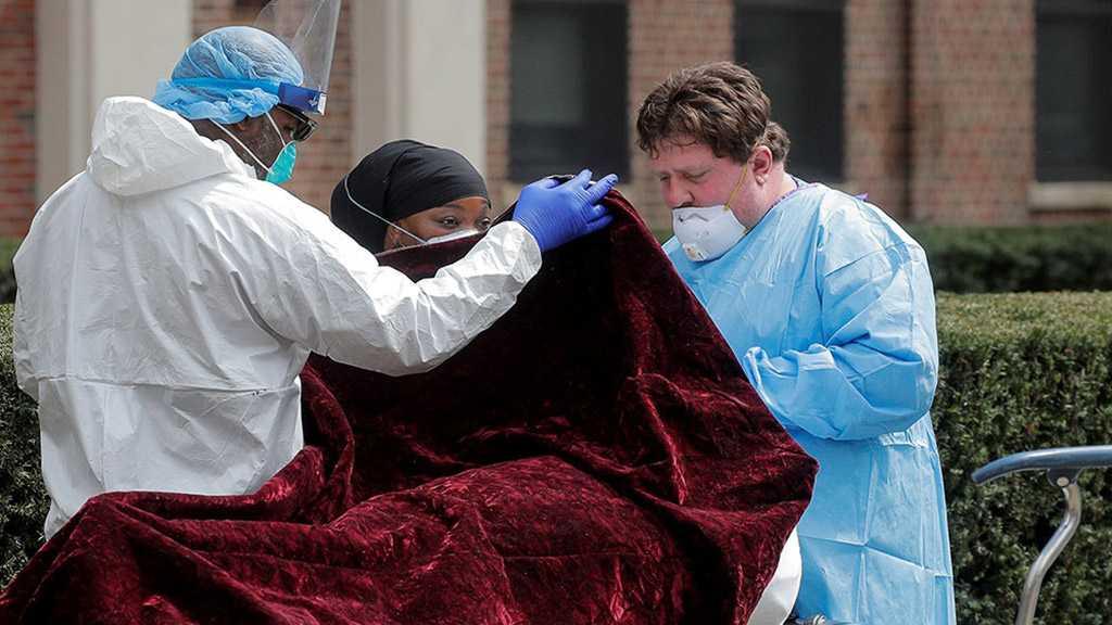 US Expects Week of Alarming Numbers of Coronavirus Deaths