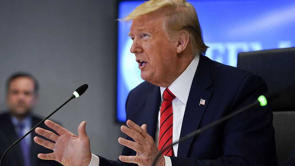 Trump Says Rescue Plan for US Airlines Coming Soon
