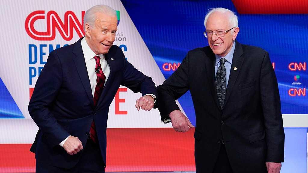 Sanders Endorses Biden for Democratic Presidential Nomination