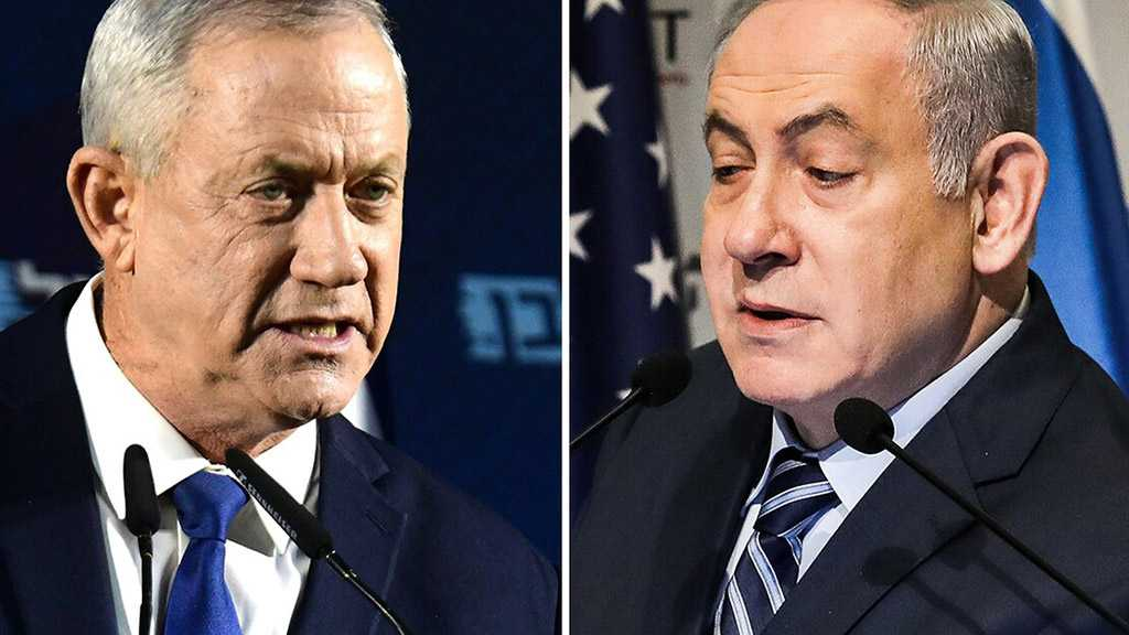 'Israeli' Government Given Extra 48 Hours to be Formed: Netanyahu, Gantz to Continue Talks