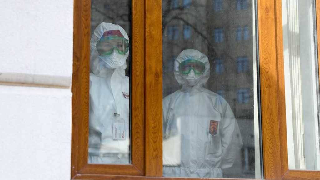 Russia's Coronavirus Cases Rise by 3,448 in 5th Consecutive One-day Record