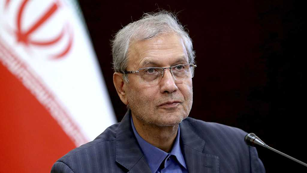 Coronavirus Removes Anti-terrorism Mask Off US Sanctions' Face: Iranian Gov't Spokesman