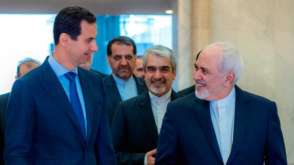Zarif Set To Meet Assad in Damascus