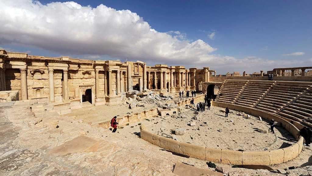 "Syria Intercepts ""Israeli"" Aerial Aggression over Palmyra"